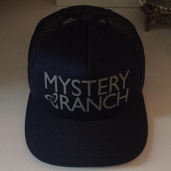 ca8275ae241ba Mystery Ranch SnapBack. M 5a6c96355512fdff62234374